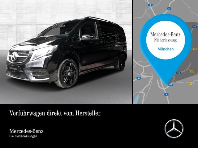 Mercedes-Benz V 250 d Edition AMG 360° Stdhzg Burmester Distr., Jahr 2020, Diesel