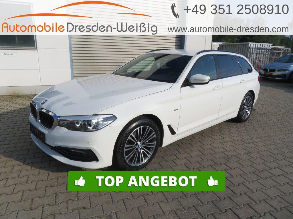 BMW 520 d Touring Sport Line*Navi*HiFi*LED*Tempomat*, Jahr 2017, Diesel