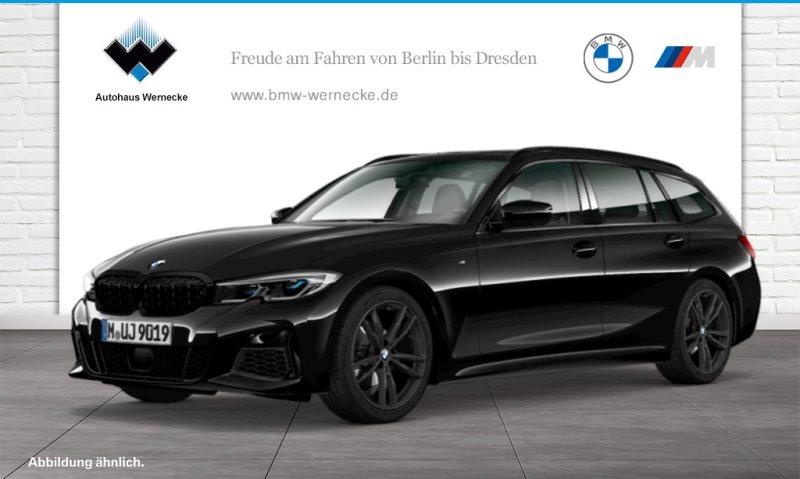 BMW M340i xDrive Touring Head-Up HiFi DAB WLAN PDC, Jahr 2020, Benzin