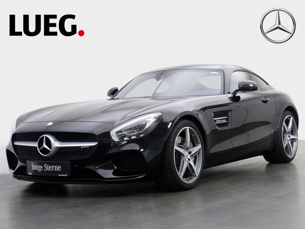 Mercedes-Benz AMG GT COM+Pano+Burm+LED+AbGas+Mem+19/20''+Kamer, Jahr 2017, Benzin