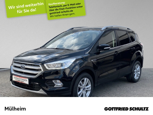 Ford Kuga 1.5 Cool&Connect AHK KAMERA NAVI TEMP SIH ACTIVE PARK ASSIST, Jahr 2019, Benzin