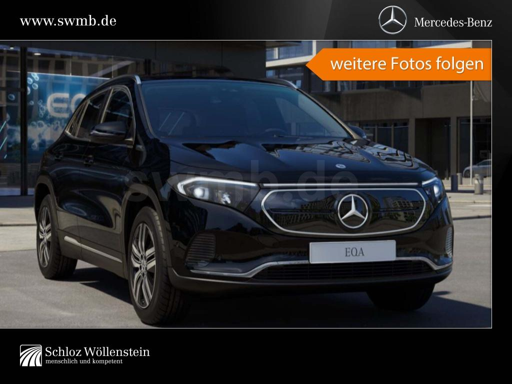 Mercedes-Benz EQA 250 Progressive/LED/Business/RfCam/Sitzheiz., Jahr 2021, Elektro