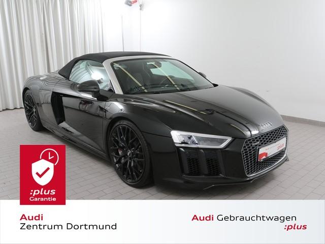 Audi R8 Spyder 5.2FSI qu. Laserlicht/Navi+/DAB/Kamera, Jahr 2017, Benzin