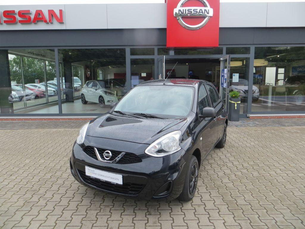 Nissan Micra 1.2 Visia First, Jahr 2018, Benzin
