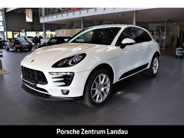 Porsche Macan Bi-Xenon PDLS Rückfahrkamera 20-Zoll, Jahr 2018, Benzin