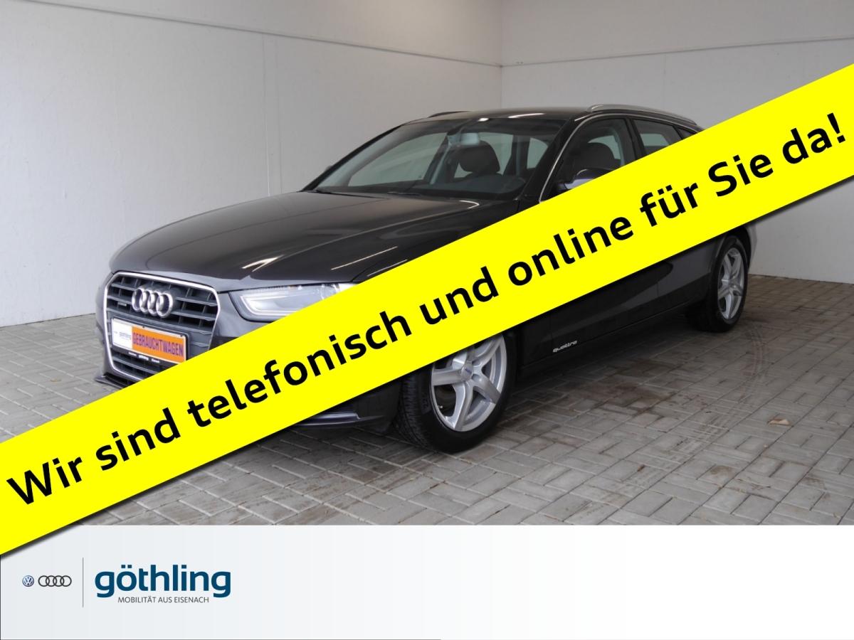 Audi A4 Avant Ambiente 2.0 TDI quat Xenon Navi plus G, Jahr 2013, Diesel