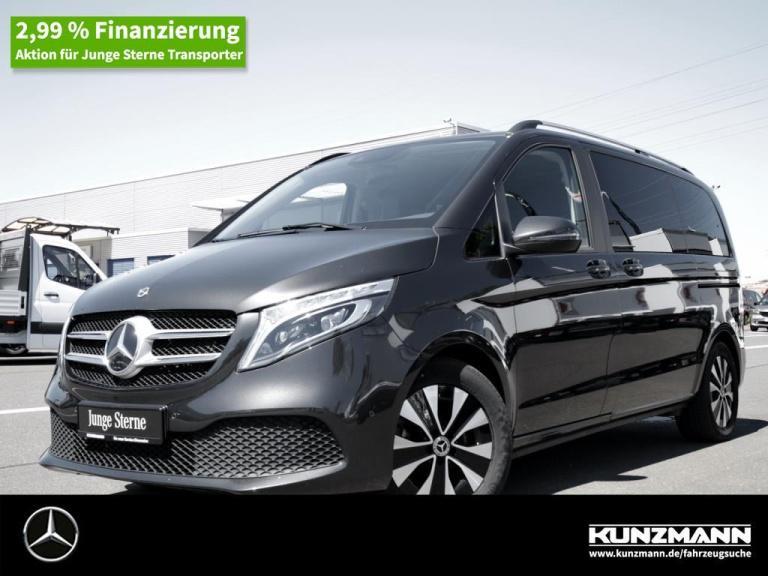 Mercedes-Benz V 300 d Edition kompakt Navigation LED Klima DAB, Jahr 2019, Diesel