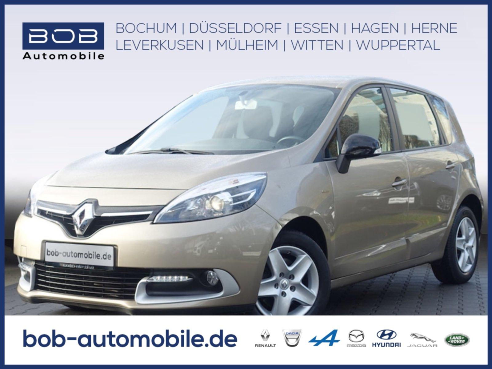 Renault Scenic Limited dCi110 KLIMA CD NAVI, Jahr 2015, Diesel