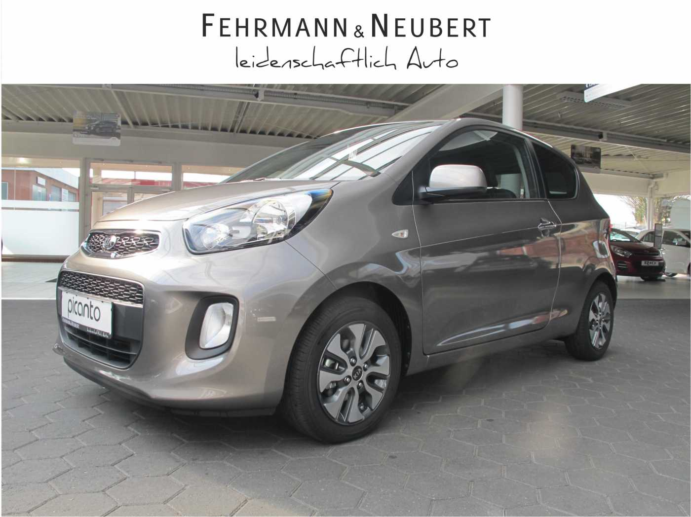 Kia Picanto 1.0 Dream Team Edition, Jahr 2016, Benzin