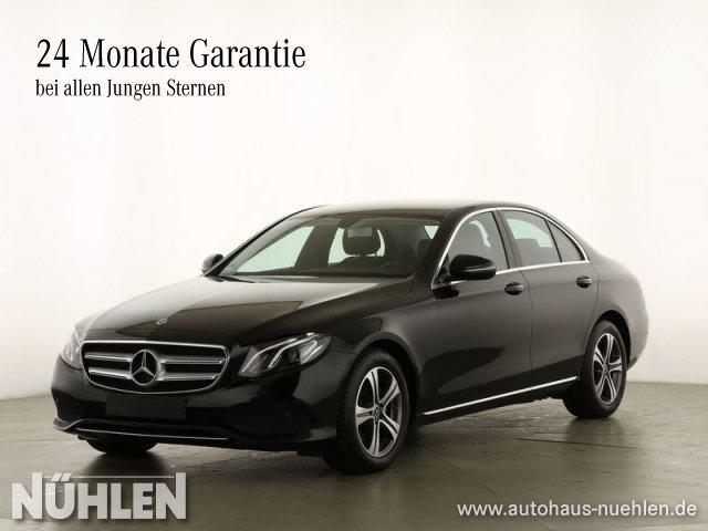 Mercedes-Benz E 200 d Limousine AVANTGARDE+LED+Autom+Kamera BC, Jahr 2018, Diesel