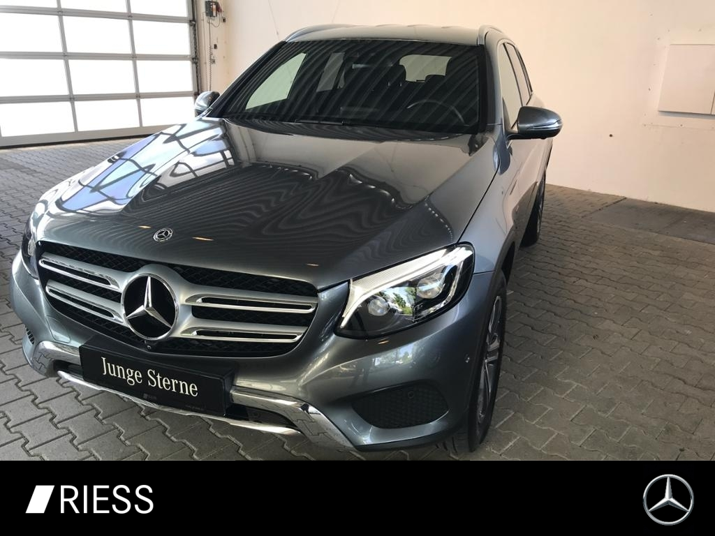 Mercedes-Benz GLC 350 e 4M LED AMG Int 360 Navi 18'' Off Rd Ex, Jahr 2018, Hybrid