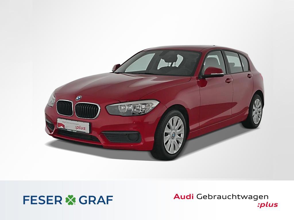 BMW 118 i Steptronic Einparkhilfe Sitzheizung, Jahr 2015, Benzin