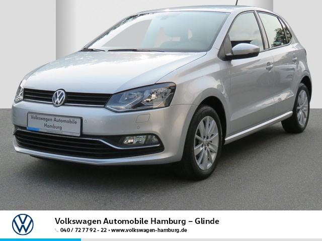 Volkswagen Polo 1.0 Comfortline/Navigation/Ganzjahresreifen, Jahr 2017, Benzin