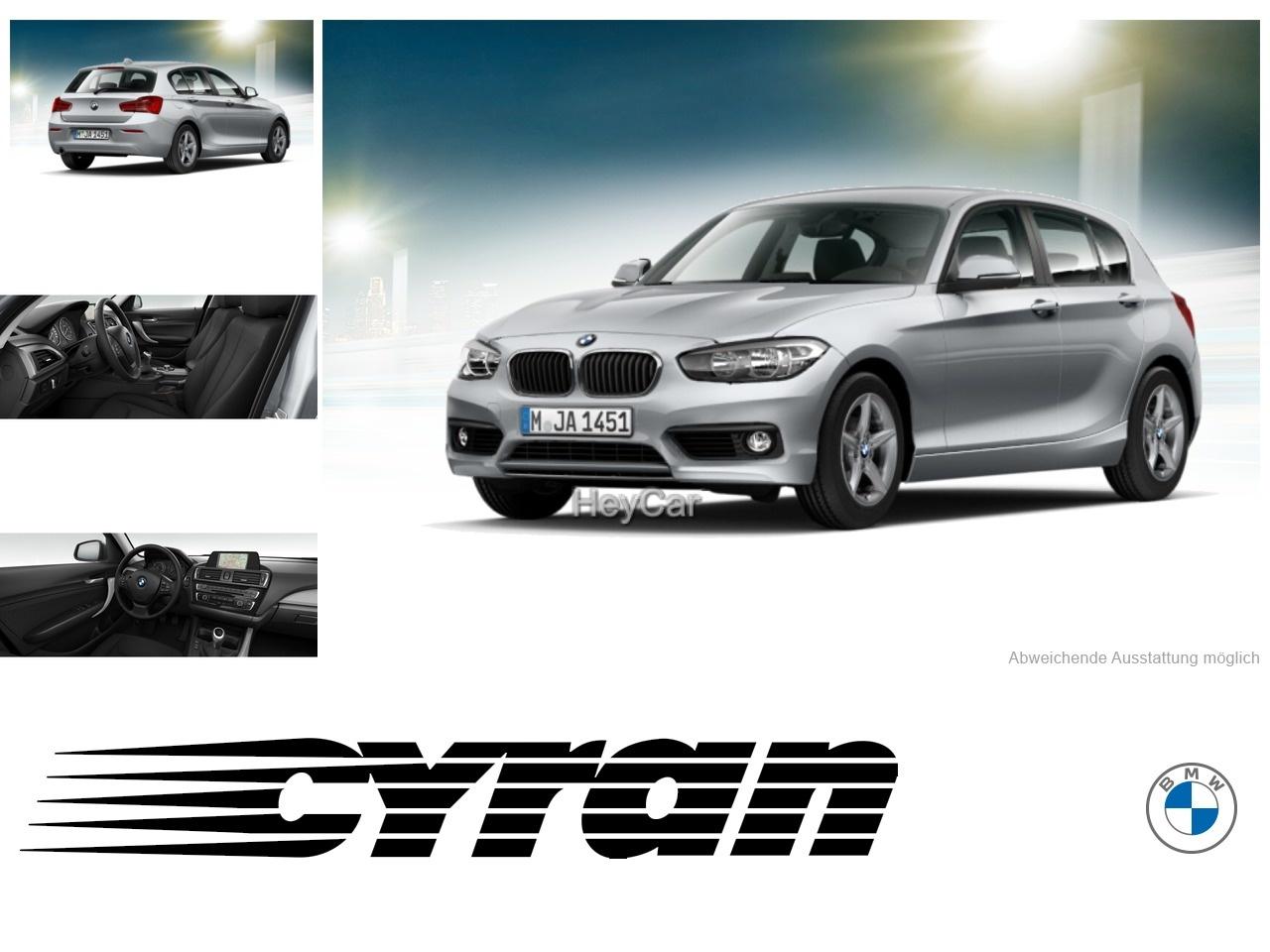 BMW 116d Advantage Navi Business Durchlade PDC RFT, Jahr 2017, Diesel