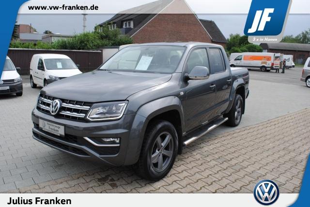 Volkswagen Amarok DC Aventura Navi AHK Leder Xenon Kamera PDC, Jahr 2017, Diesel