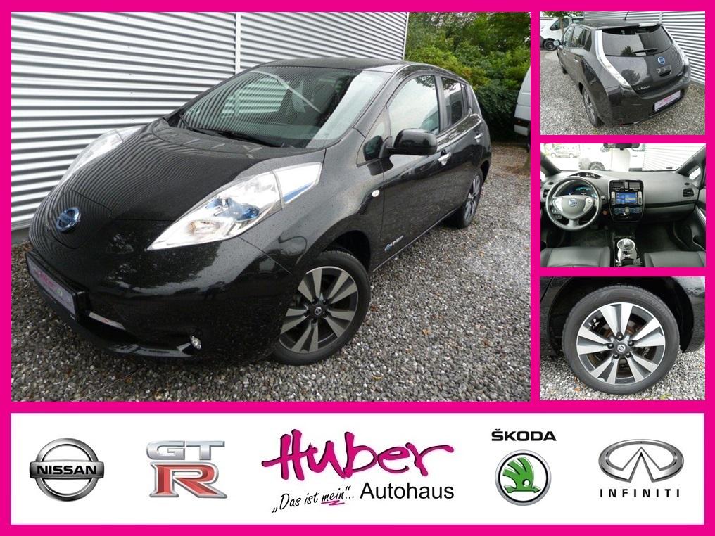 Nissan Leaf Tekna 24 kWh (mit Batterie) 109PS Elektro, Jahr 2015, electric