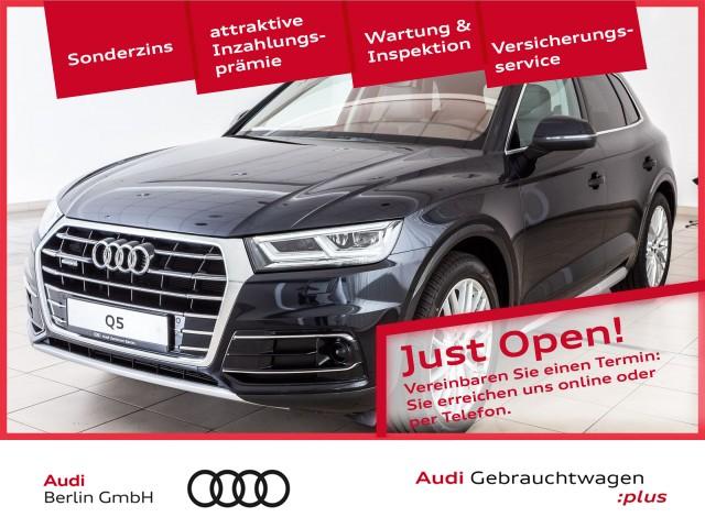 Audi Q5 design 40 TDI quattro S tronic, Jahr 2020, Diesel