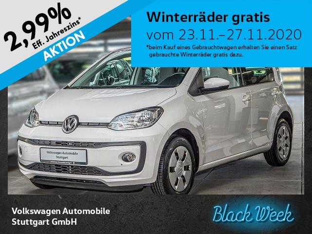 Volkswagen up! 1.0 move up! Navi, Jahr 2017, Benzin