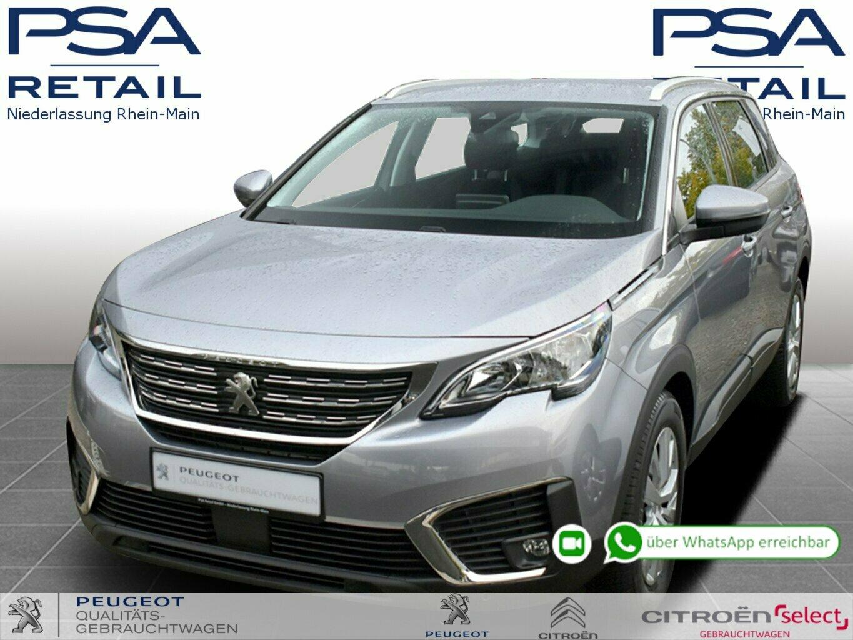 Peugeot 5008 PTech 130 S&S Active Bus.-Paket *7-Si*AHK*KAMERA*, Jahr 2019, Benzin