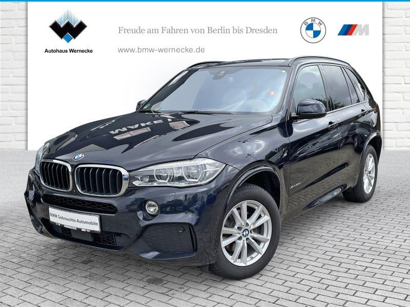 BMW X5 xDrive30d M Sportpaket Head-Up HK HiFi DAB, Jahr 2018, Diesel