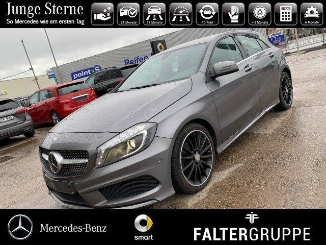 Mercedes-Benz A 200 CDI 7G VERKAUF nur an Gewerbe! AMG Xenon, Jahr 2015, Diesel