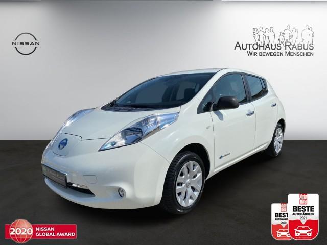Nissan Leaf Visia 24KW,(inkl-Batterie), Klima, Nebel, Jahr 2016, Elektro