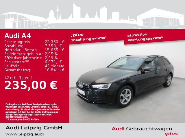 Audi A4 Avant 1.4 TFSI *Xenon*Navi*Sitzhzg*, Jahr 2018, Benzin