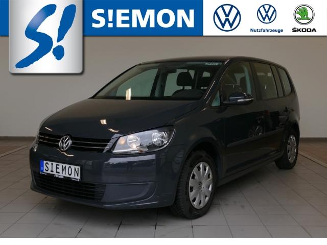 Volkswagen Touran 1.2 TSI FamilyPaket Climatronic RadioCD, Jahr 2014, Benzin