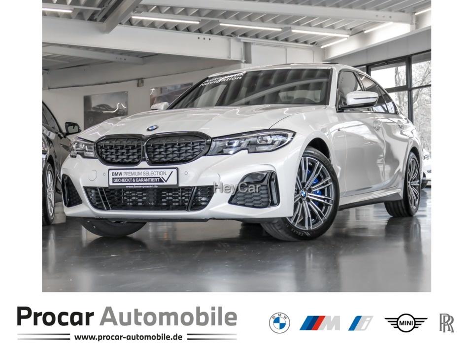 BMW M340i xDrive Limousine Glasd !!KEIN LEASING!!, Jahr 2020, Benzin
