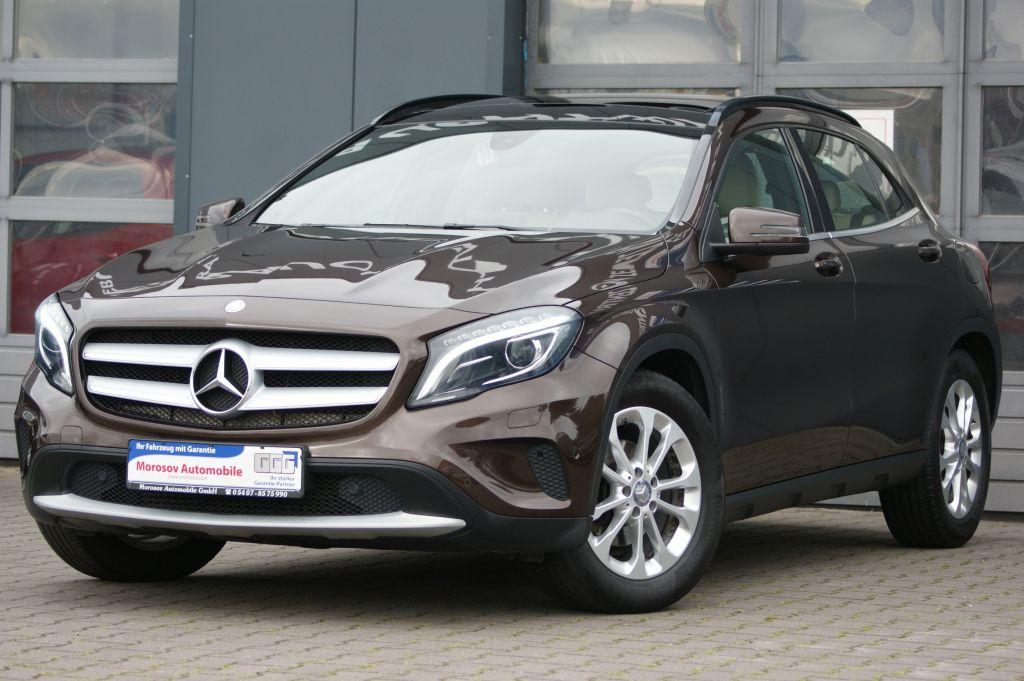 Mercedes-Benz GLA 180 (CDI) d Style, Jahr 2016, Diesel