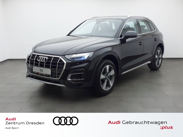 Audi Q5 advanced 40 TDI quattro S tronic, Jahr 2021, Diesel
