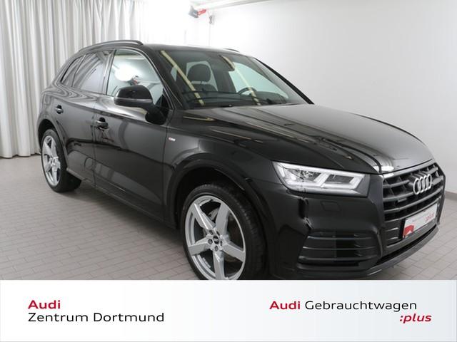 Audi Q5 2.0TDI qu. 2xS line/Pano/BlackOptik/B+O, Jahr 2019, Diesel