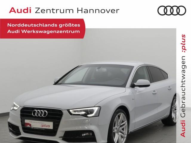 Audi A5 Sportback 1.8 TFSI Sport Ed. Plus Leder Navi Xenon Plus PDC, Jahr 2016, Benzin