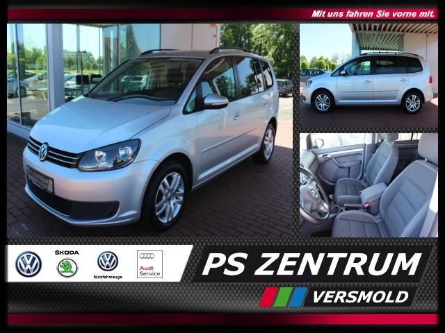 Volkswagen Touran 1.4 TSI Comfortline 7 Sitzer, Navi Klima, Jahr 2014, Benzin