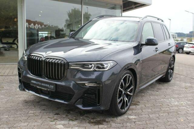 BMW X7 40dAX M Sport SKY-LOUNGE HUD Soft-Close, Jahr 2021, Diesel