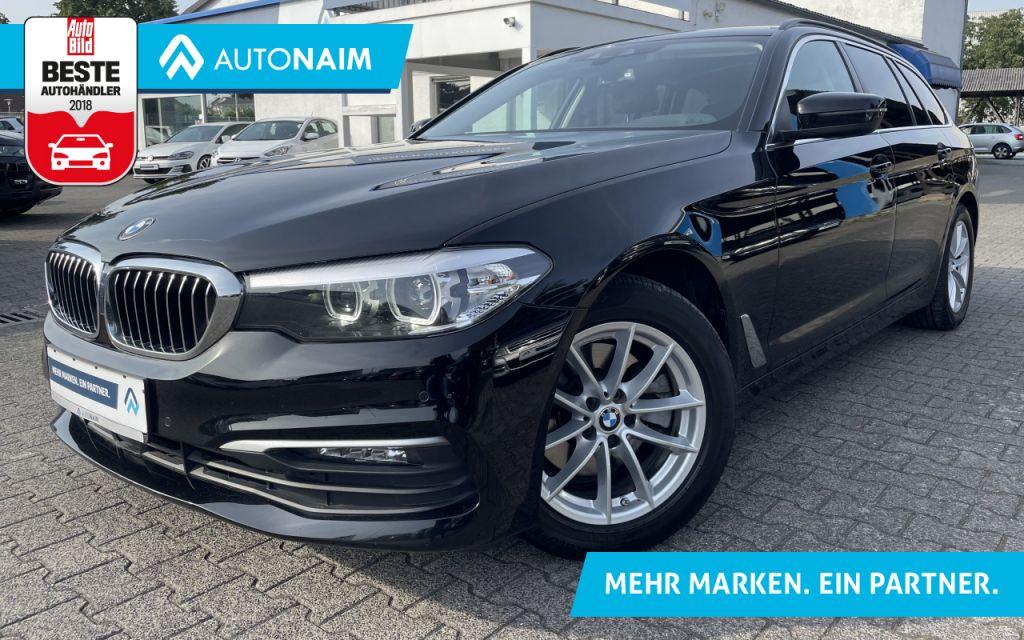 BMW 520d Touring Aut.  NAVI M-LENKRAD R-KAMERA , Jahr 2019, Diesel
