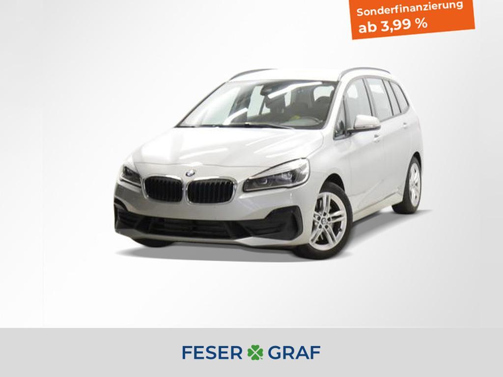 BMW 220 Gran Tourer d Gran Tourer Advantage Steptron, Jahr 2019, Diesel