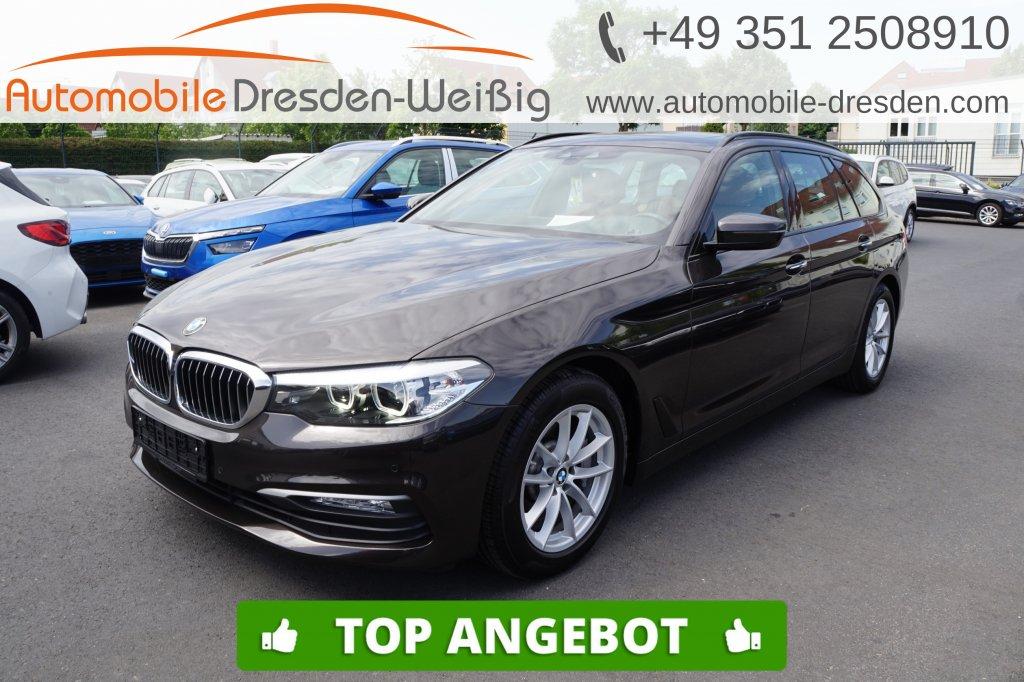 BMW 530 d Touring xDrive*Navi*HeadUp*HiFi*Pano*Leder, Jahr 2017, Diesel