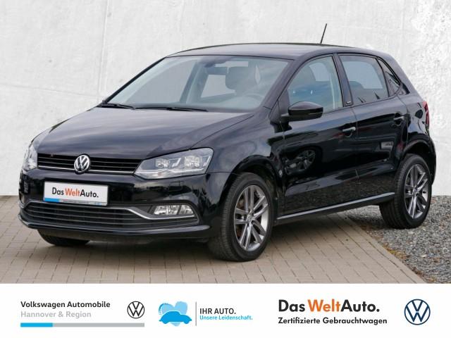 Volkswagen Polo 1.0 Allstar LED GRA Klima PDC Sitzhz, Jahr 2016, Benzin