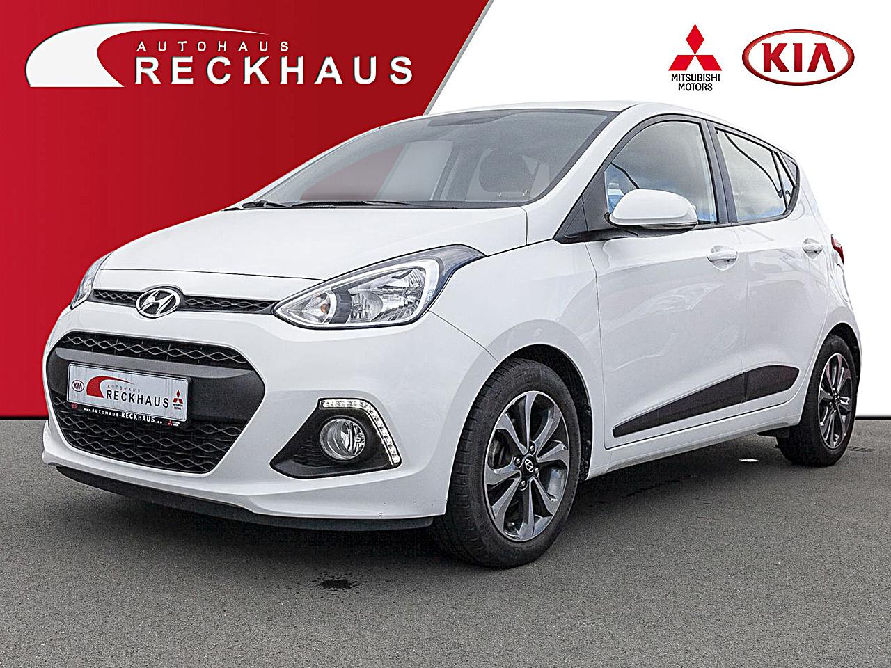 Hyundai i10 FIFA World Cup Edition Klima Sitzheizung, Jahr 2015, Benzin
