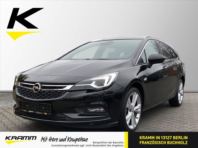 Opel Astra Sports Tourer INNOVATION 1.4 Turbo LED Navi Dyn. Kurvenlicht, Jahr 2017, Benzin