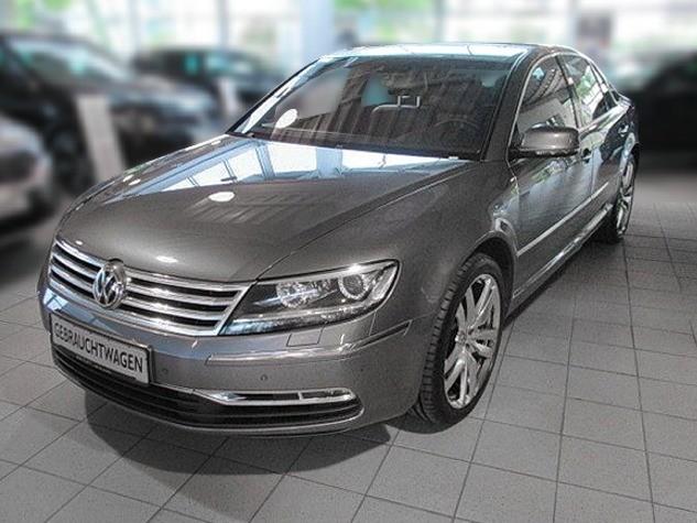 Volkswagen Phaeton V6 3.0 TDI XENON LEDER AHK NAVI KEYLESS, Jahr 2013, Diesel