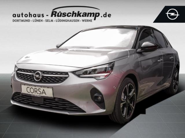 Opel Corsa F Elegance 1.2 Turbo EU6d, Jahr 2021, Benzin