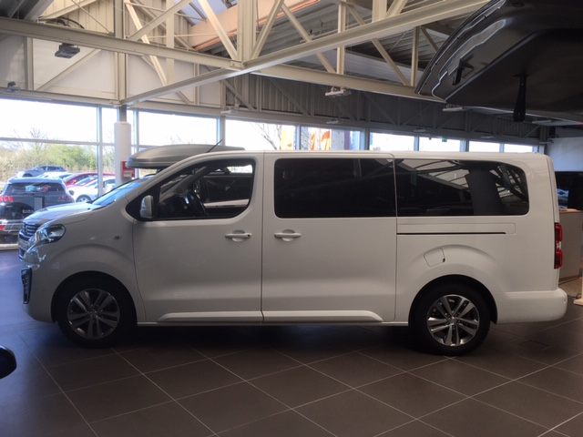 Peugeot Traveller L3 2.0 BlueHDi 180 EAT8 Business, Jahr 2019, Diesel