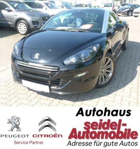 Peugeot RCZ 1.6 155 THP Xenon, Navi, wenig KM, Jahr 2014, Benzin