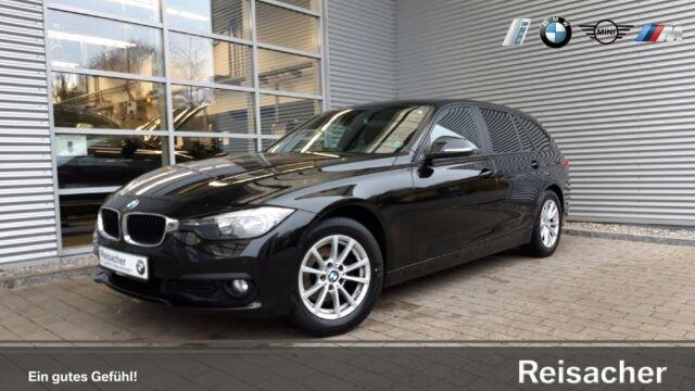 BMW 320d xDrive Tou Navi,SH,PDC,Tempom,Keyless, Jahr 2015, diesel