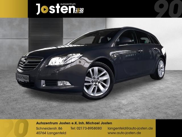 Opel Insignia Sports Tourer Innovation Navi Klima Bi-Xenon PDC, Jahr 2013, Diesel