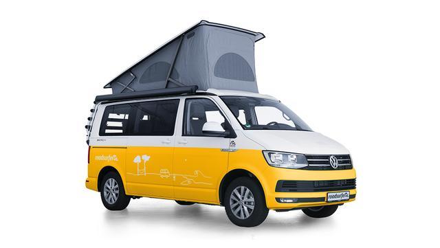 Volkswagen T6 California Beach *Navi*ACC*Kamera* (VW1) -..., Jahr 2020, Diesel