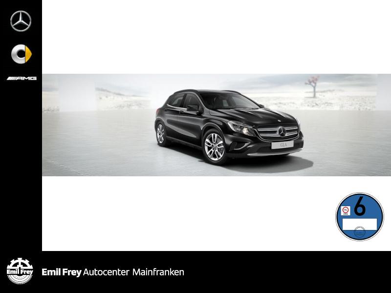 Mercedes-Benz GLA 220 CDI 7G Urban+AHK+Bi-Xenon+Navi+Park+Shz, Jahr 2015, Diesel