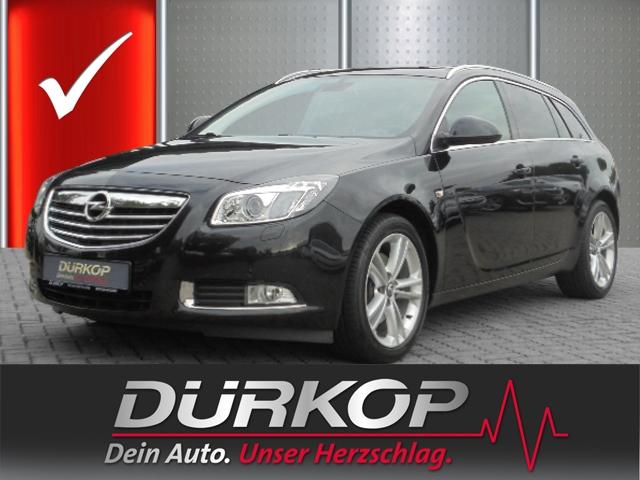 Opel Insignia A Sport 2.0 CDTI AHK Xenon FlexRide Navi Sitzhzg, Jahr 2012, diesel